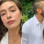 Neslihan Atagül ve Kadir Doğulu'dan romantik paylaşım!