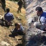 O teröristlerin yakalanma anına ait yeni fotoğraflar ortaya çıktı