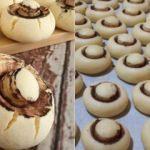 Pratik mantar kurabiye nasıl yapılır?