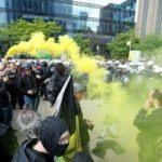 Sarı Yelekliler'in eylemleri devam ediyor!
