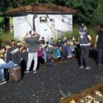 Trenle kaçacaklardı: Yakalandılar