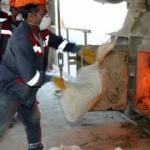 5 ton uyuşturucu fabrikada yakılarak imha edildi