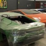 Sahte lüks araç üreten fabrikaya kilit