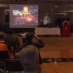 ABD'de 15 Temmuz programında FETÖ belgeseli gösterildi