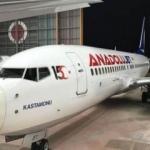 AnadoluJet uçağına 15 Temmuz logosu
