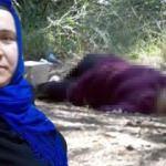 Aydos Ormanı'nda vahşet! Boynuna satırla defalarca vurdu…