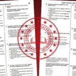 2019 Bekçilik sınavı soru ve cevap kitapçığı: MEB bekçilik sınav sonuçları...