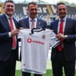 Beşiktaş ve Vodafone arasında 2 yıllık anlaşma