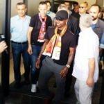 Galatasaray'ın yeni transferi İstanbul'da!