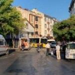 Sancaktepe'de halk otobüsü dükkana girdi: Ölü ve yaralılar var