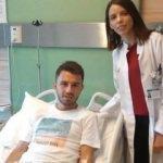 Sivassporlu Emre Kılınç ameliyat oldu