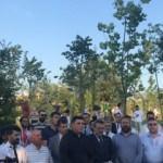 Türkiye Mezunları'ndan dünyada 15 Temmuz anma etkinlikleri
