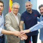 Victor Valdes Barcelona'ya geri döndü