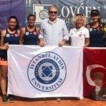 İAÜ Tenis Kadın Takımı, Avrupa Şampiyonu oldu