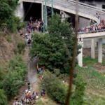 İtalya'da yüksek hızlı treni protesto ettiler!