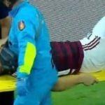 Diego Ribas'ın ayağı kırıldı!