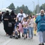 Türkiye'nin gözde merkezi! Arap turistler akın etti