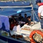 Dalaman açıklarında 27 kaçak göçmen yakalandı