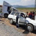 Denizli'de feci kaza: 70 yaşındaki çift hayatını kaybetti