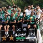 Dünya sıralamasında Cezayir'den büyük çıkış