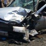Edirne'de feci kaza: 1 ölü, 2'si çocuk 5 yaralı