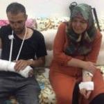 Ev bakmaya gitmişlerdi: Çıkan kavgada hastanelik oldular