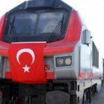 Türkiye ile Gürcistan arasındaki ilk ihracat treni yola çıktı