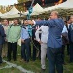 Özbekistan'da Okçuluk Federasyonu'nun yeni tesisleri açıldı