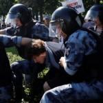 Moskova sokaklarını doldurdular! Protestolar sürüyor