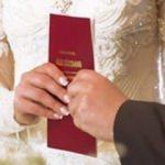 Nikahı düşen çift için bakanlık devreye girdi