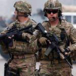 Ortalığı birbirine katan ABD askeri gözaltına alındı