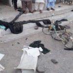 Pakistan'da bombalı saldırı: 3 ölü 15 yaralı