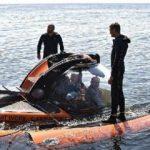 Putin batık denizaltını inceledi!