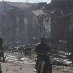 Rejim güçleri Serakib'i bombaladı: 7 ölü, 9 yaralı