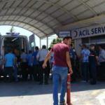 Şezlong tartışması kanlı bitti! 1 polis öldü, 2 kişi yaralandı