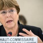 BM Yüksek Komiseri Bachelet: Kazara olması muhtemel görünmüyor