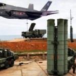 Türkiye'den art arda önemli açıklamalar! S-400, Patriot, F-35...