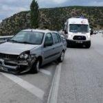 11 araç birbirine girdi: 7 kişi yaralandı