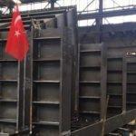 1915 Çanakkale Köprüsü için üretimine başlandı