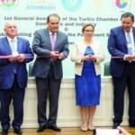 Türkiye'den 1 trilyon dolarlık hamle! 6 ülke ortak kurdu
