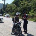 2 bin 411 araç ve motosiklet trafikten men edildi