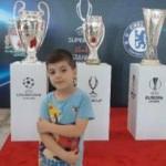 Avrupa'nın 3 büyük kupası İstanbul Havalimanı'nda