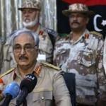 Libya'da Hafter'e büyük darbe! Çok sayıda komutan öldü