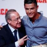 Cristiano Ronaldo'dan Madrid itirafı