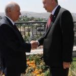 Erdoğan-Bahçeli görüşmesinden dikkat çeken fotoğraflar