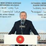 Erdoğan son noktayı koydu: Kapımız sonuna kadar açık