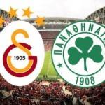 Galatasaray Panathinaikos maçı saat kaçta? Galatasaray maçı şifreli kanalda mı?