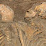5 bin yıllık insan iskeletleri! Eskişehir'de...