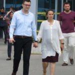 Magandaların saldırısına uğrayan hamile kadın gözyaşı döktü