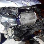 Malatya'da taksi ile otomobil çarpıştı: 7 yaralı
